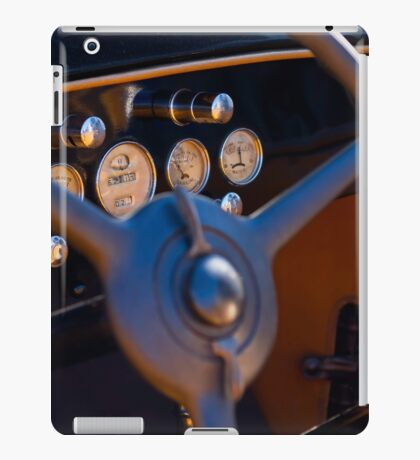 Driving Back iPad Case/Skin