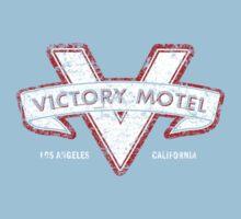 Victory Motel Kids Tee