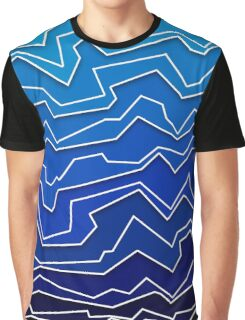Polynoise Deep Layer Graphic T-Shirt
