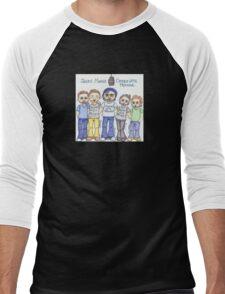 CWF The Weight Men's Baseball ¾ T-Shirt