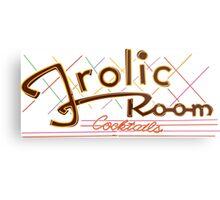 The Frolic Room Metal Print