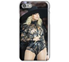 BOW DOWN  FOR QUEEN BEY iPhone Case/Skin