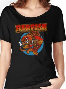 It's A Badfish Women's Relaxed Fit T-Shirt