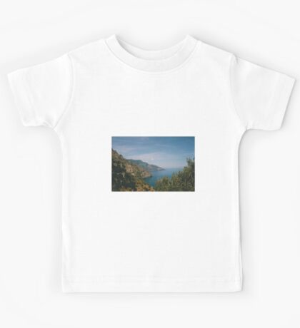 The Amalfi Coast Kids Tee