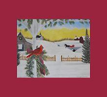 Christmas Sleigh Ride Long Sleeve T-Shirt