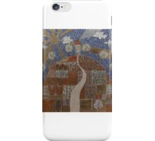 Little House On A Hill iPhone Case/Skin