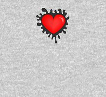 Heart in a splash VRS2 T-Shirt