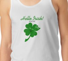 St Patrick: Hello Irish VRS2 Tank Top