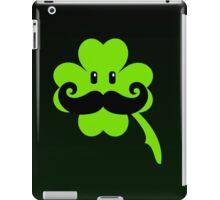 St Patrick: Irish Mustache VRS2 iPad Case/Skin