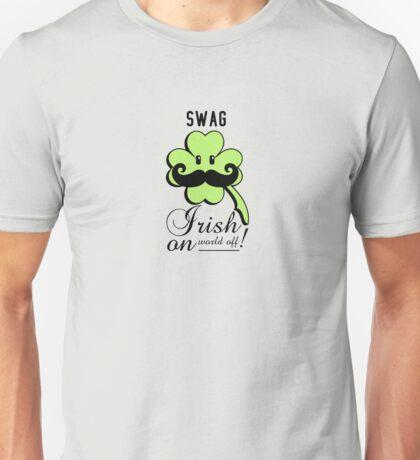 St Patrick: Irish on VRS2 T-Shirt