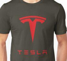 Tesla Motors Electric Car Unisex T-Shirt