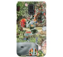The Weight Lifter (Finished.) Samsung Galaxy Case/Skin