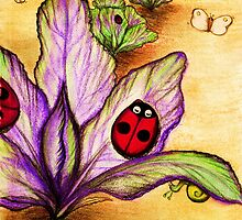 L is for Ladybug by Nalinne Jones