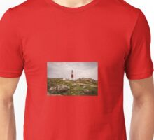 Portland Bill Lighthouse in Dorset, England UK Unisex T-Shirt