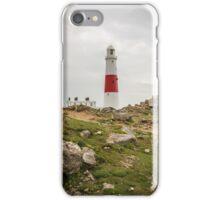Portland Bill Lighthouse in Dorset, England UK iPhone Case/Skin