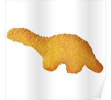 Dino Chicken Nugget Poster
