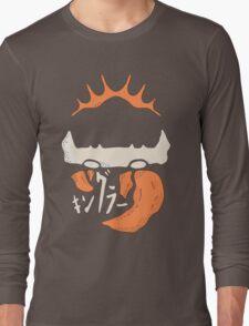 Kingler (orange) Long Sleeve T-Shirt