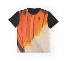 Orange Tip Graphic T-Shirt