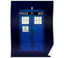 Blue Box Poster