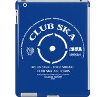 Club Ska All Stars iPad Case/Skin