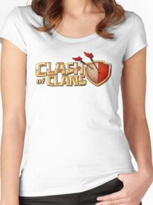 COC Women's Fitted Scoop T-Shirt