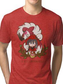 Le Petit Chaperon Rouge Tri-blend T-Shirt