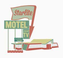 Visit The Starlite! Kids Tee
