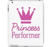 Princess Performer  iPad Case/Skin