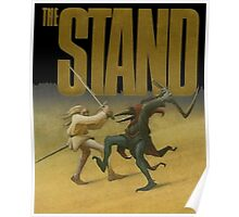 The Stand Vintage Style - Stephen King  Poster