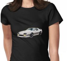 3rd generation Chevrolet Camaro Womens Fitted T-Shirt