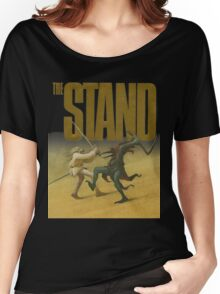 The Stand Vintage Style - Stephen King  Women's Relaxed Fit T-Shirt