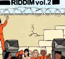 Riddim Vol. 2 Sticker