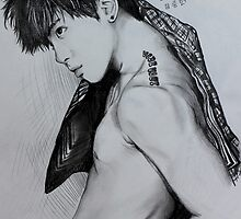 Nylon Jonghyun by norte-stella