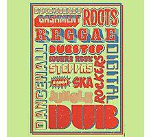 Roots Reggae Photographic Print
