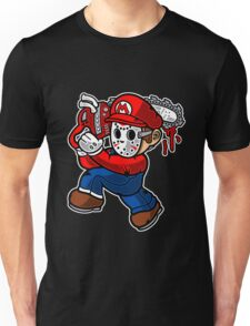 Mario - Massacre Unisex T-Shirt