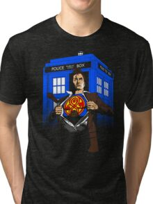 The Last Son of Gallifrey Tri-blend T-Shirt