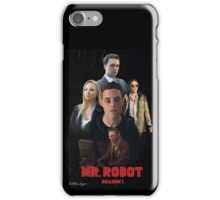 Mr. Robot Season 1  iPhone Case/Skin