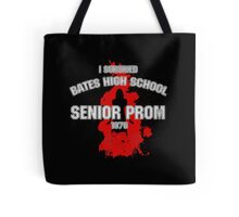 Bates High School Prom : Carrie Tote Bag
