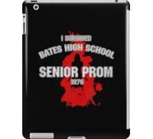 Bates High School Prom : Carrie iPad Case/Skin