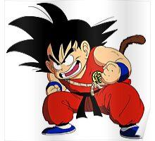Dragonball - Goku Poster
