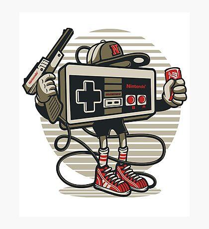 Nintendo Photographic Print