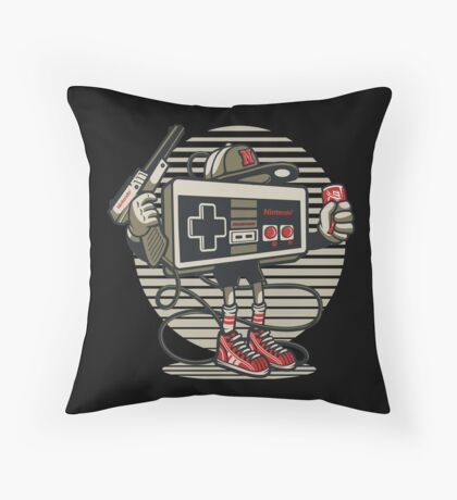 Nintendo Throw Pillow