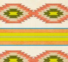 Navajo traditional pattern Sticker