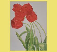 Tulips Baby Tee