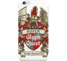 Super Crest iPhone Case/Skin