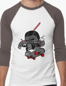 Kylo-Skate Men's Baseball ¾ T-Shirt