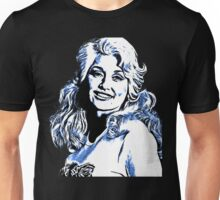 dolly parton skecth  Unisex T-Shirt