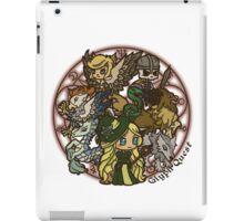 Cute Monsters iPad Case/Skin