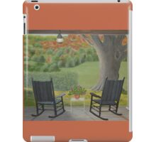 Afternoon with You iPad Case/Skin