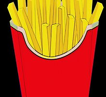 Do You Want Fries With That by Florian Rodarte